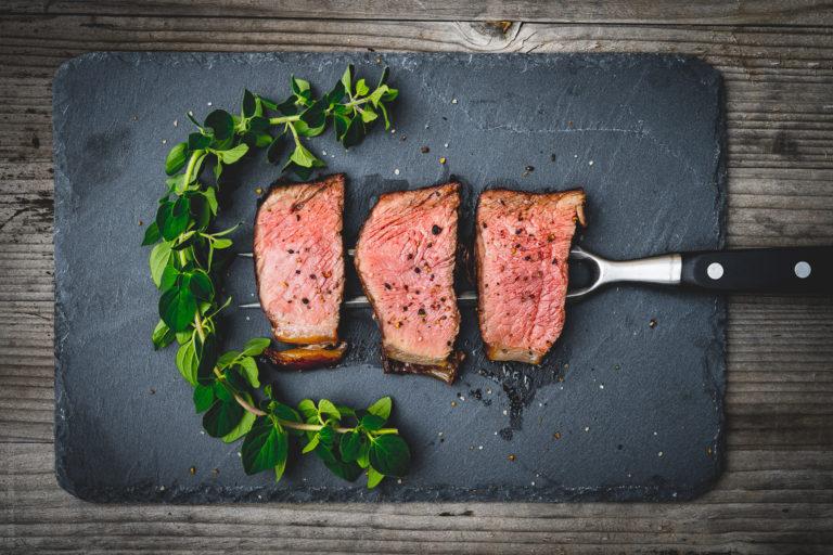 Leckeres Steak von Grillmeister Danyel