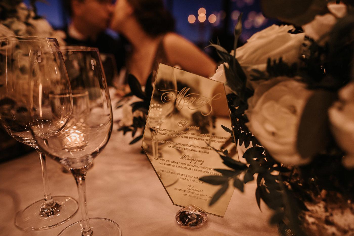 Die Tischdekoration im Hotel Cap Rocat von Ars Festum