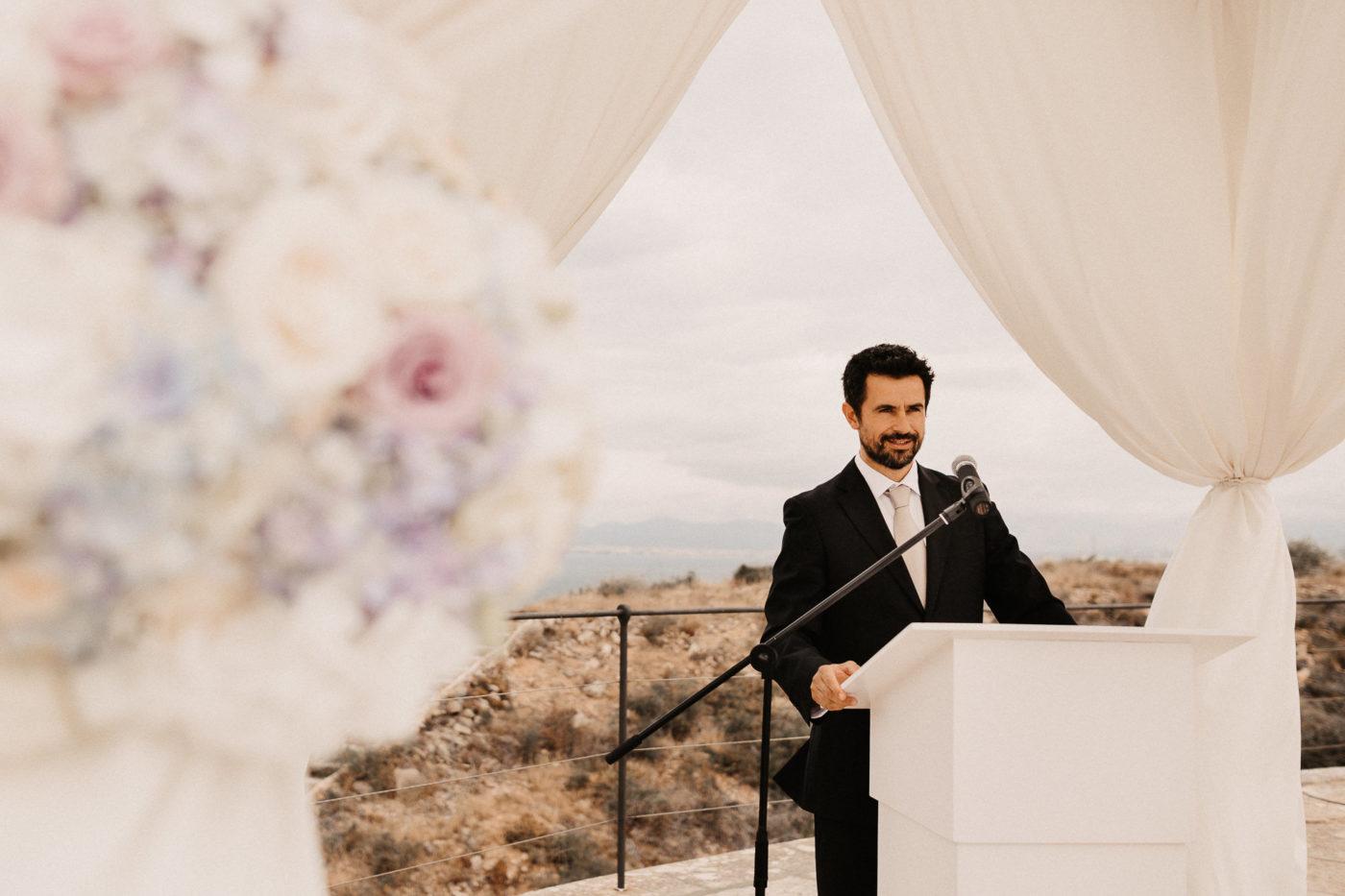 Mehrsprachiger Hochzeitsredner auf Mallorca Toni Pons